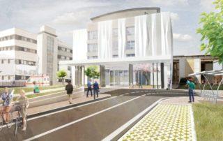 nuovo centro oncologico di Parma