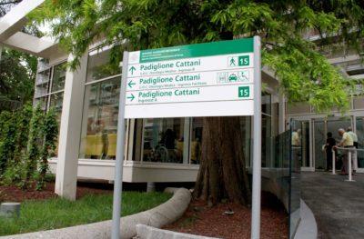 Day Hospital Oncologia. Presentazione Verso il Sereno